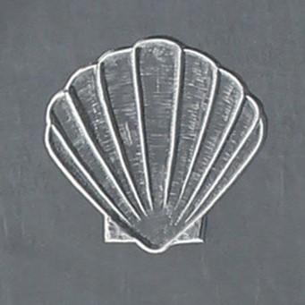 Shell motif design by Hertfordshire Headstones