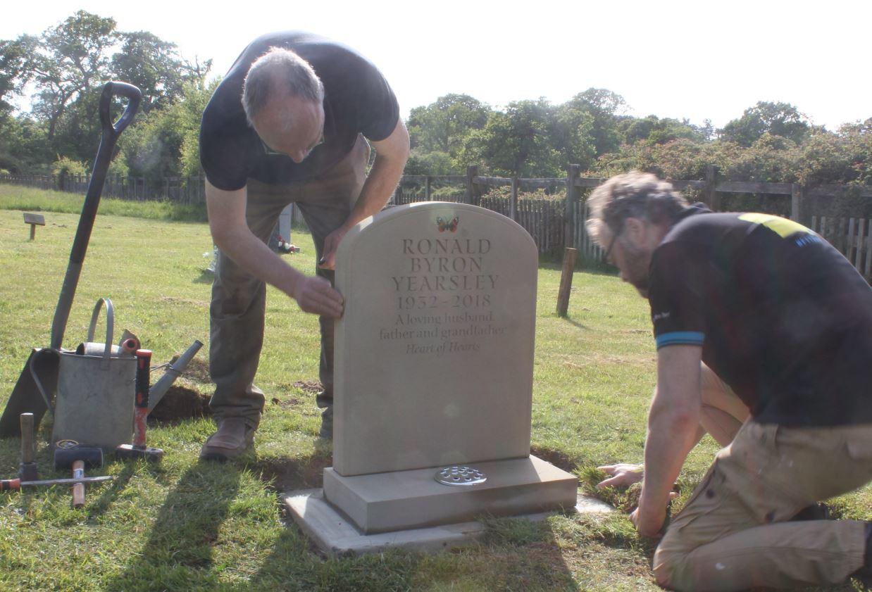 Hertfordshire Headstones