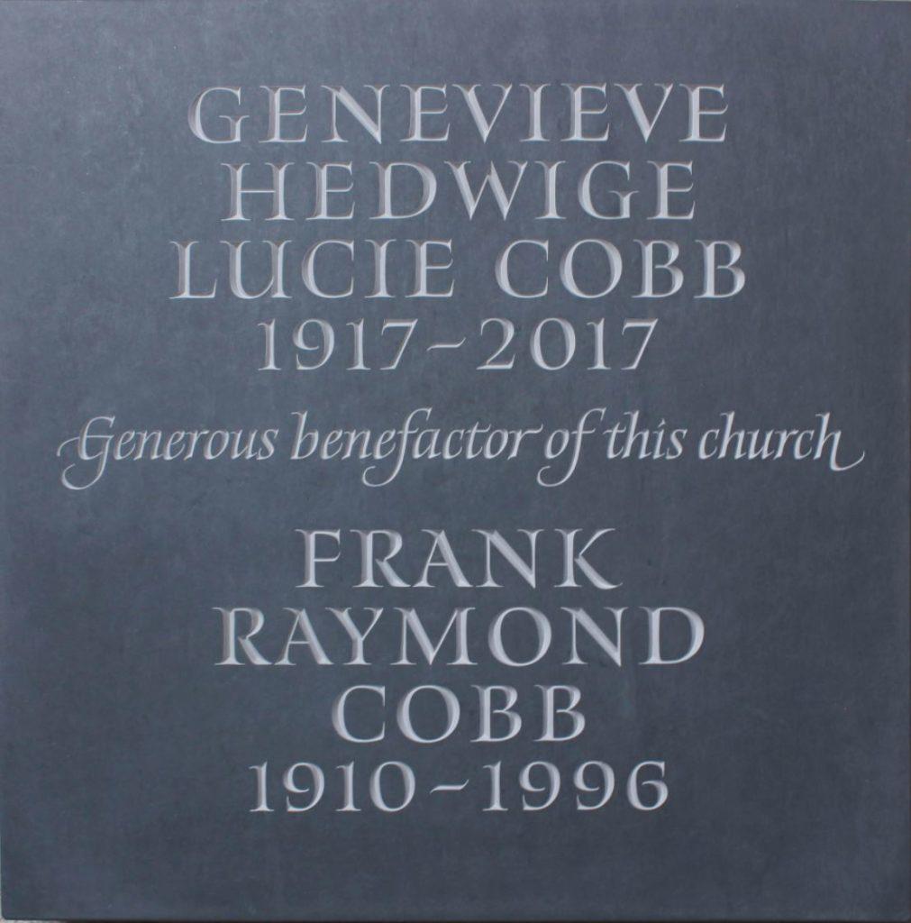 Memorial Plaques - headstone maker, cremation plaques