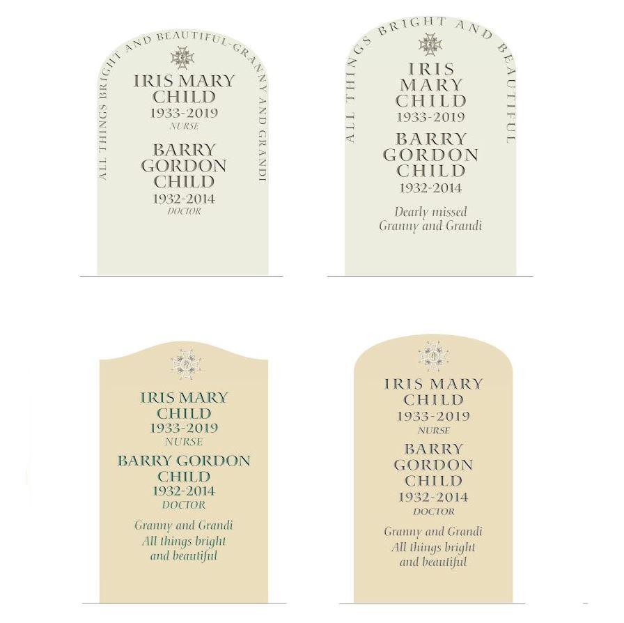 Gravestones, Headstones and Memorials Our Process